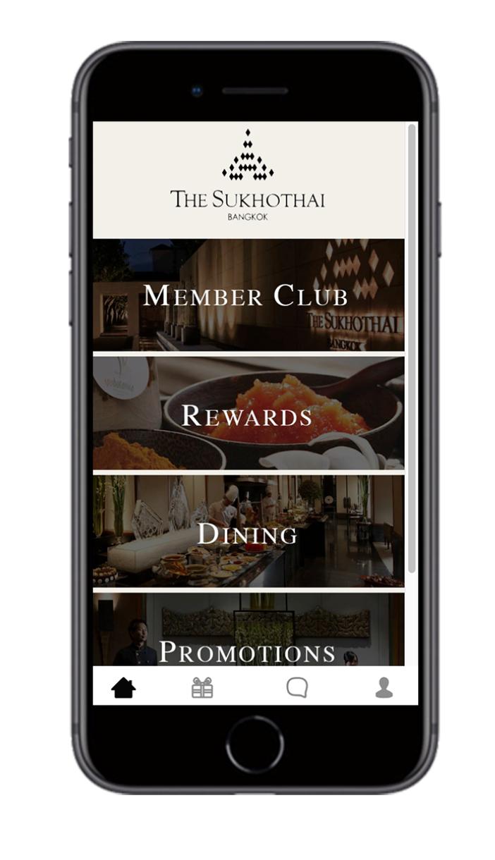the sukhithai hotel loyalty program
